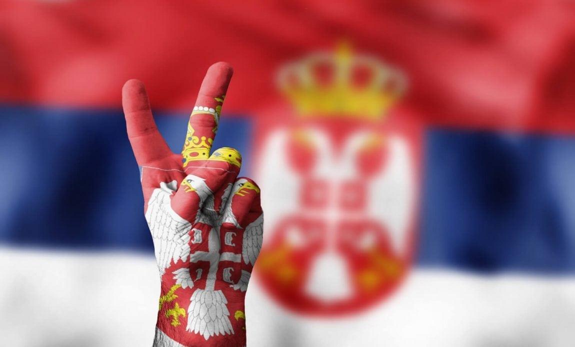 Serbien Fußball-Team