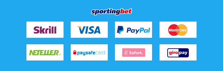 Sportingbet Sport Zahlungsmethoden