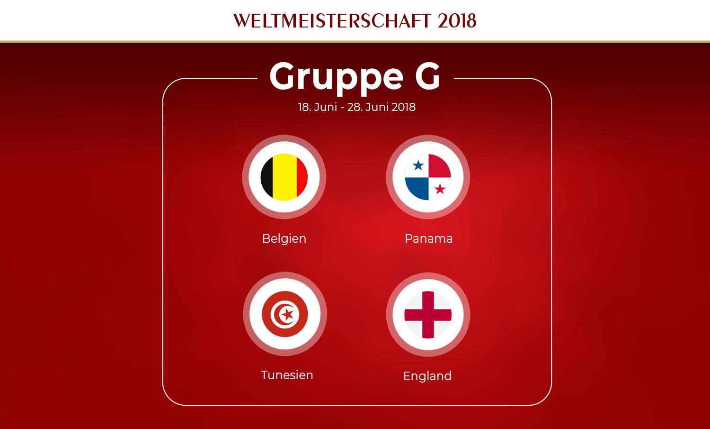 WM-Gruppe G 2018