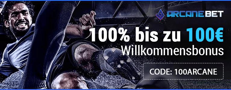 ArcaneBet Sport Bonus