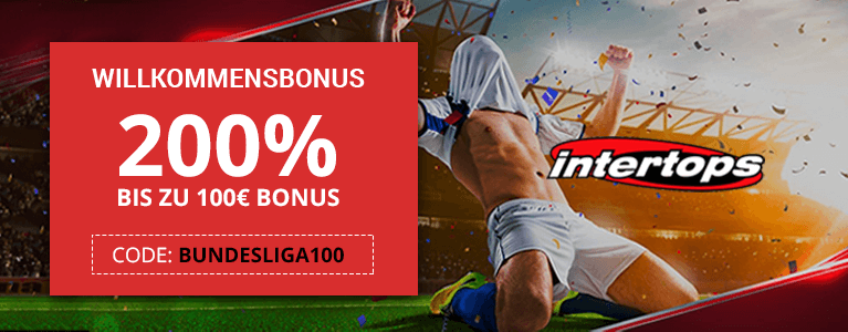 Intertops Bonus