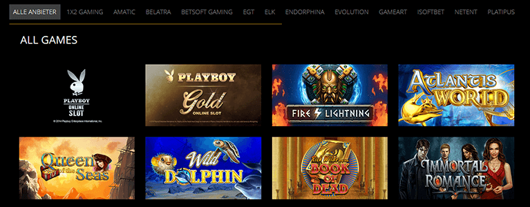 Lady Hammer Casino Spiele