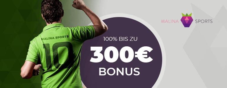 Malina Sports Bonus