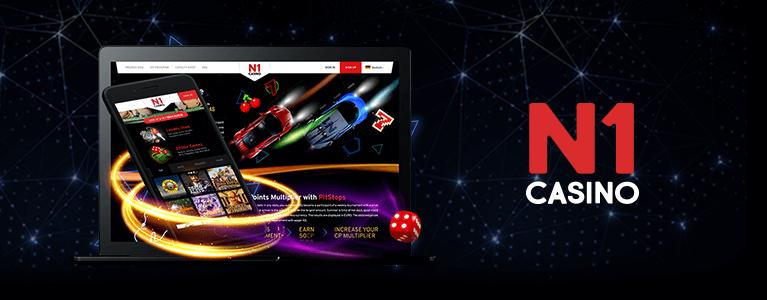 N1 Casino Mobil