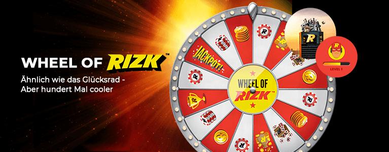 Rizk.com Promotion