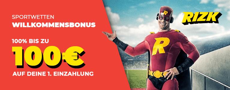 Rizk.com Bonus