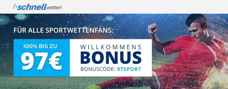 SchnellWetten.com Bonus