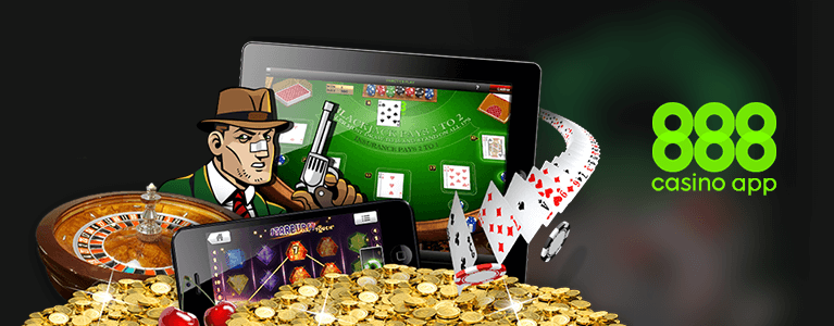 888 Casino Mobil