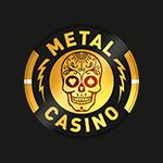 Metal Casino Logo Regular