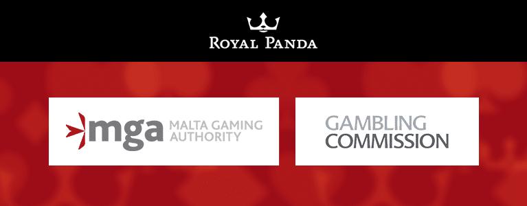 Royal Panda Sportwetten Sicherheit & Lizenz