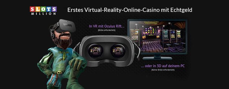 SlotsMillion Casino Casino Virtual
