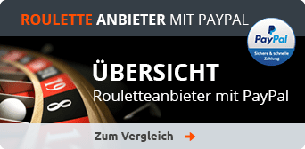 Roulette Anbieter mit PayPal