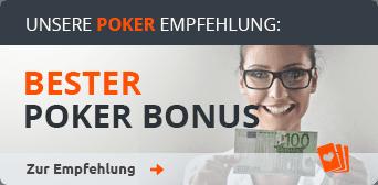 Bester Poker-Anbieter