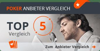 Top 5 Poker-Anbieter