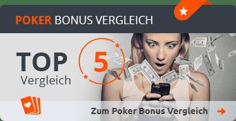 Top 5 Poker-Boni