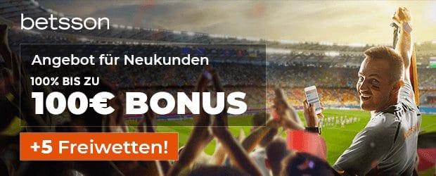 Betsson Sport Bonus
