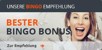 Bester Bingo-Bonus