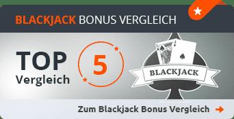 Blackjack-Bonus Top 5