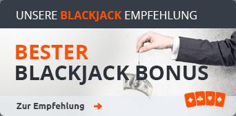 Bester Blackjack-Bonus