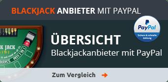 Blackjack-Anbieter mit PayPal