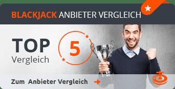 Blackjack-Anbieter Top 5
