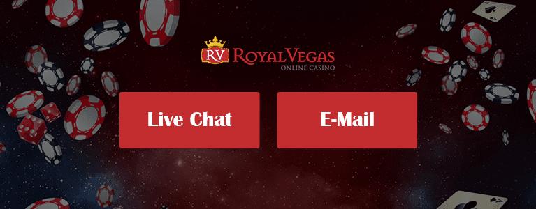 Royal Casino Kunden Support