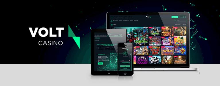 Volt Casino Mobile App & Mobile Casino
