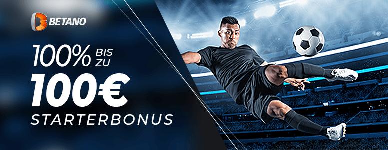 Betano Sportwetten Bonus für Neukunden