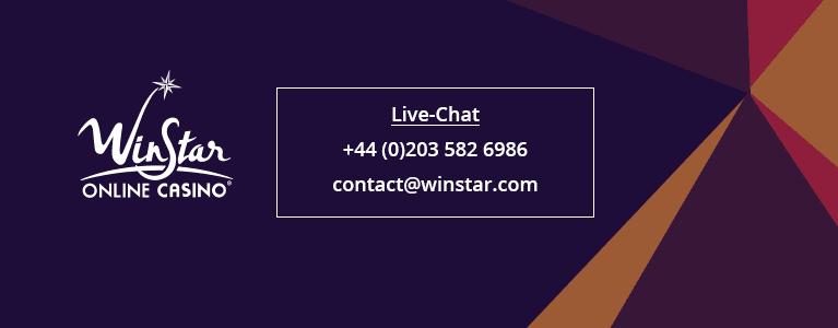 WinStar Casino Support
