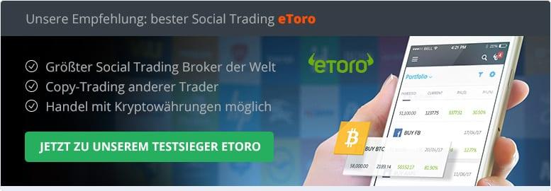Bester Social Trading Broker