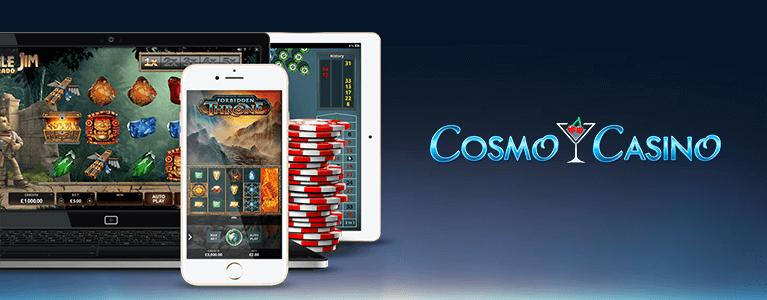 Cosmo Casino Mobile App