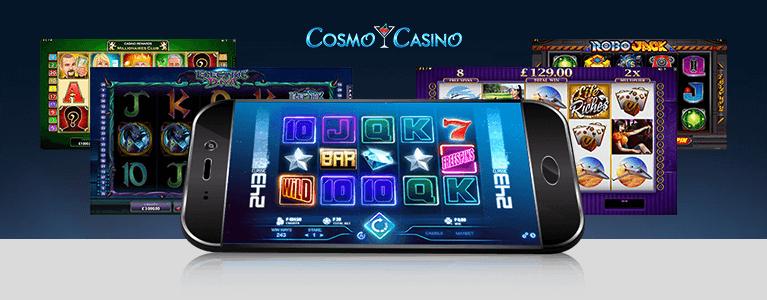 Cosmo Casino Spiele
