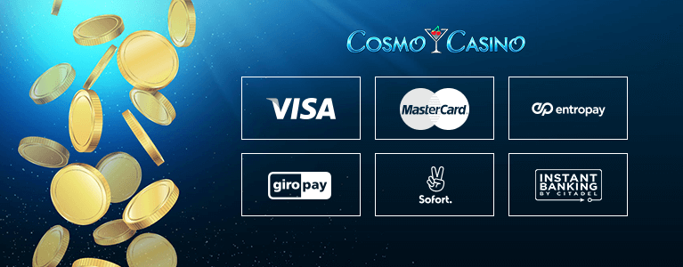 Cosmo Casino Zahlungen