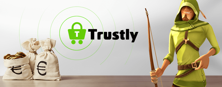 Trustly Pay and Play Casino