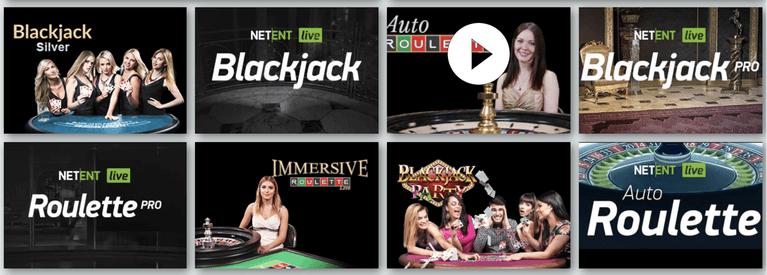 Handy Vegas Casino Live Casino