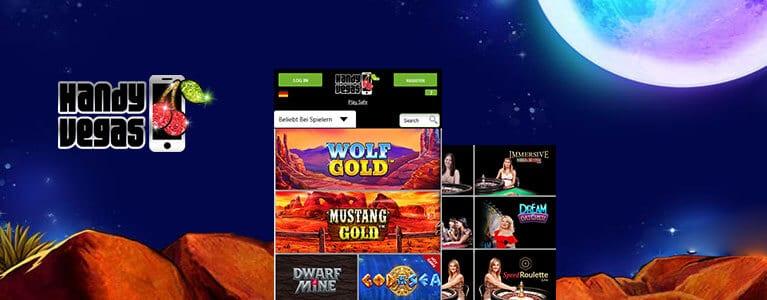 Handy Vegas Casino App