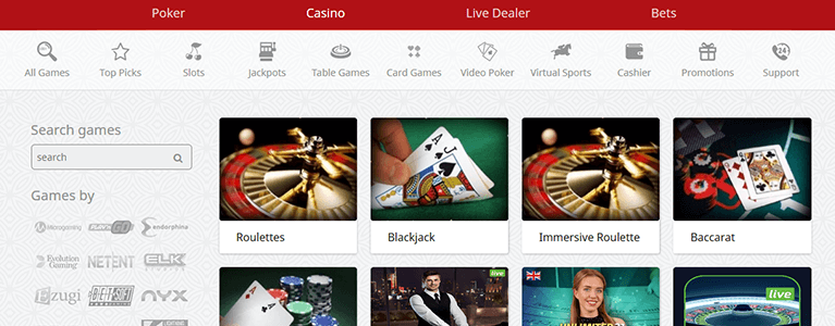 Red Star Live Casino