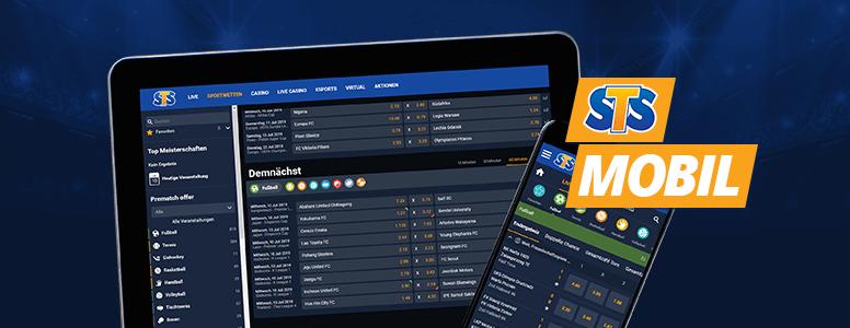 STS Sportwetten App