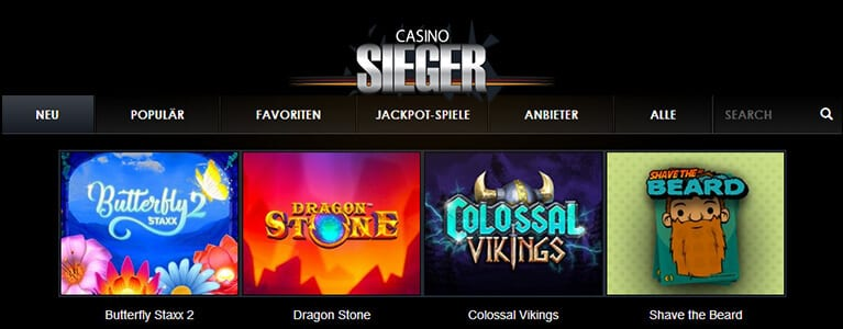 Casino Sieger Spieler