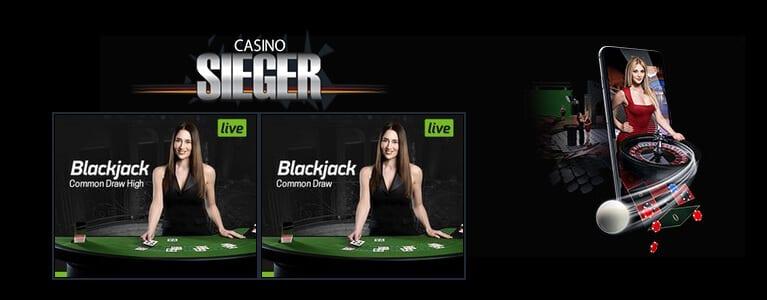 Casino Sieger Live Casino