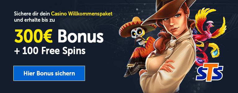 STS Casino Bonus