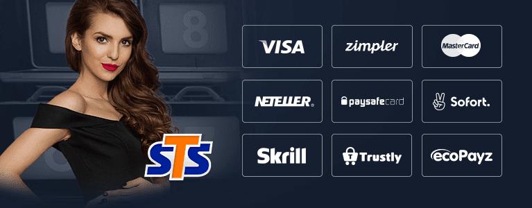 STS Casino Zahlungen