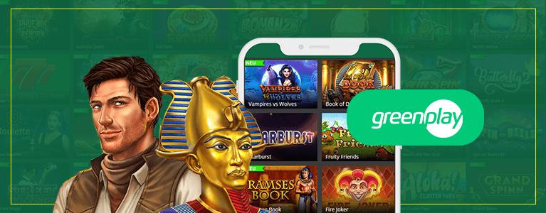 Greenplay Casino App