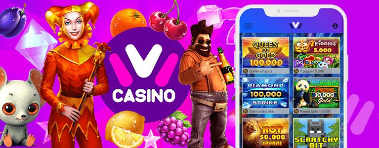 ivicasino App